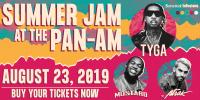 Summer Jam at the Pan-Am - Tyga, Mustard, & A-Trak