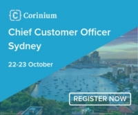 Chief Customer Officer Sydney Conference