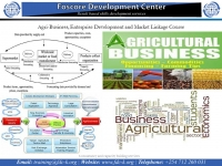 Agri-Business, Enterprise Development and Market Linkage Course