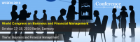 World Congress on Business and Financial Management