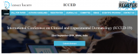 International Conference on Clinical and Experimental Dermatology (ICCED-19)