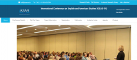 International Conference on English and American Studies (ICEAS-19)