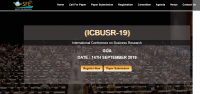 International Conference on Business Research (ICBUSR-19)