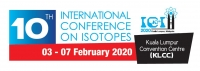 10th International Conference on Isotopes (10ICI)