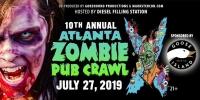 Atlanta ZOMBIE PUB CRAWL (10th Annual)