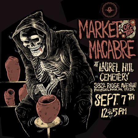 Market of the Macabre, Philadelphia, Pennsylvania, United States
