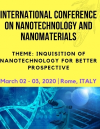 International Conference On Nanotechnology And Nanomaterials