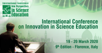 New Perspectives in Science Education International Conference - 9th edition