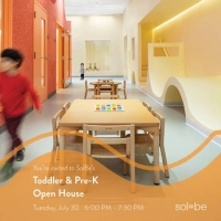SolBe's Toddler and Pre-K Open House