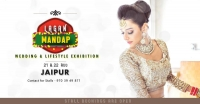 Lagan Mandap Wedding & Lifestyle Exhibition at Jaipur - BookMyStall