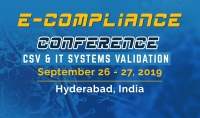 e-COMPLIANCE CONFERENCE 2019 - CSV & IT Systems Validation
