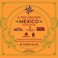 A Trip Around Mexico - Tequila Masterclass