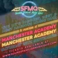 Sounds Familiar Music Quiz - Manchester