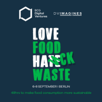 Love Food Hack Waste