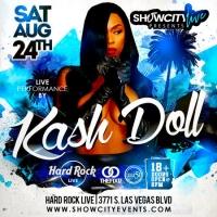 Kash Doll Live in Las Vegas