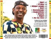 CD Release Party- Master Drummer Issa Coulibaly August 23, 2019