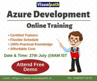 Azure Development Online Training Demo