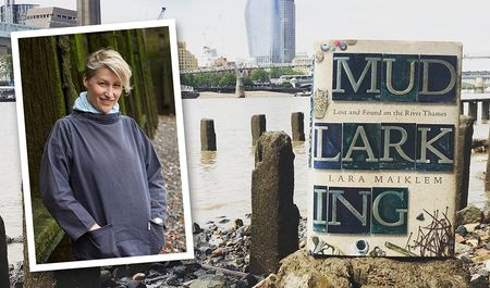 Mudlarking: Lost and Found on the River Thames, London, United Kingdom
