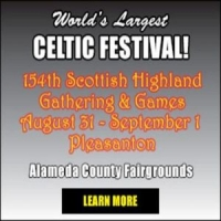 154th Scottish Highland Gathering And Games
