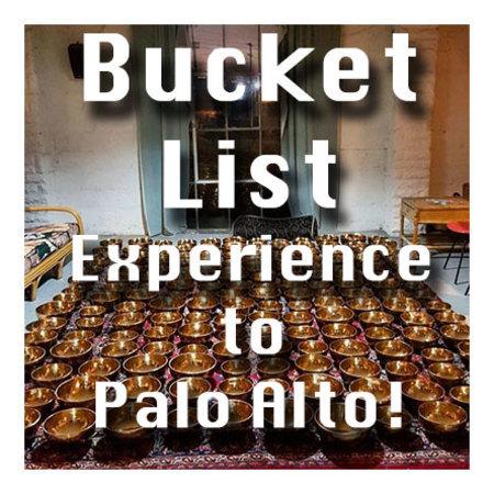 111 Tibetan Healing Bowls, Essential Oils & Chocolate in Palo Alto, CA, Palo Alto, California, United States