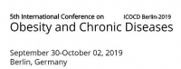 5th International Conference on Obesity and Chronic Diseases