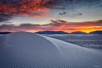The Great White Sands: Photographing Autumn at White Sands National Monument