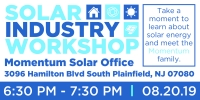Come learn about Solar!