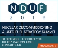 Nuclear Decommissioning and Used Fuel Strategy Summit 2019
