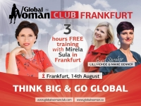 Think Big and Go Global - Empowering Women in Business