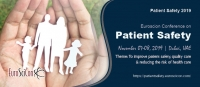 Euroscicon Conference on Patient Safety