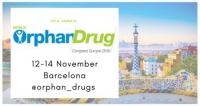 World Orphan Drug Congress 2019 - 12-14 November - Barcelona