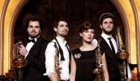 Sunday Concerts: Arcis Saxophone Quartet