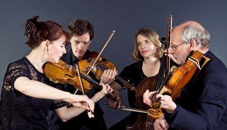 Sunday Concerts: Fitzwilliam Quartet and Simon Callaghan 2019, London, United Kingdom
