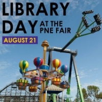 Library Day at the PNE Fair