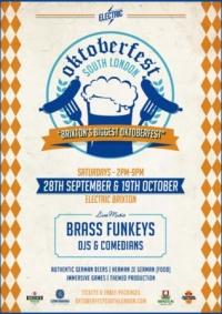 Oktoberfest South London