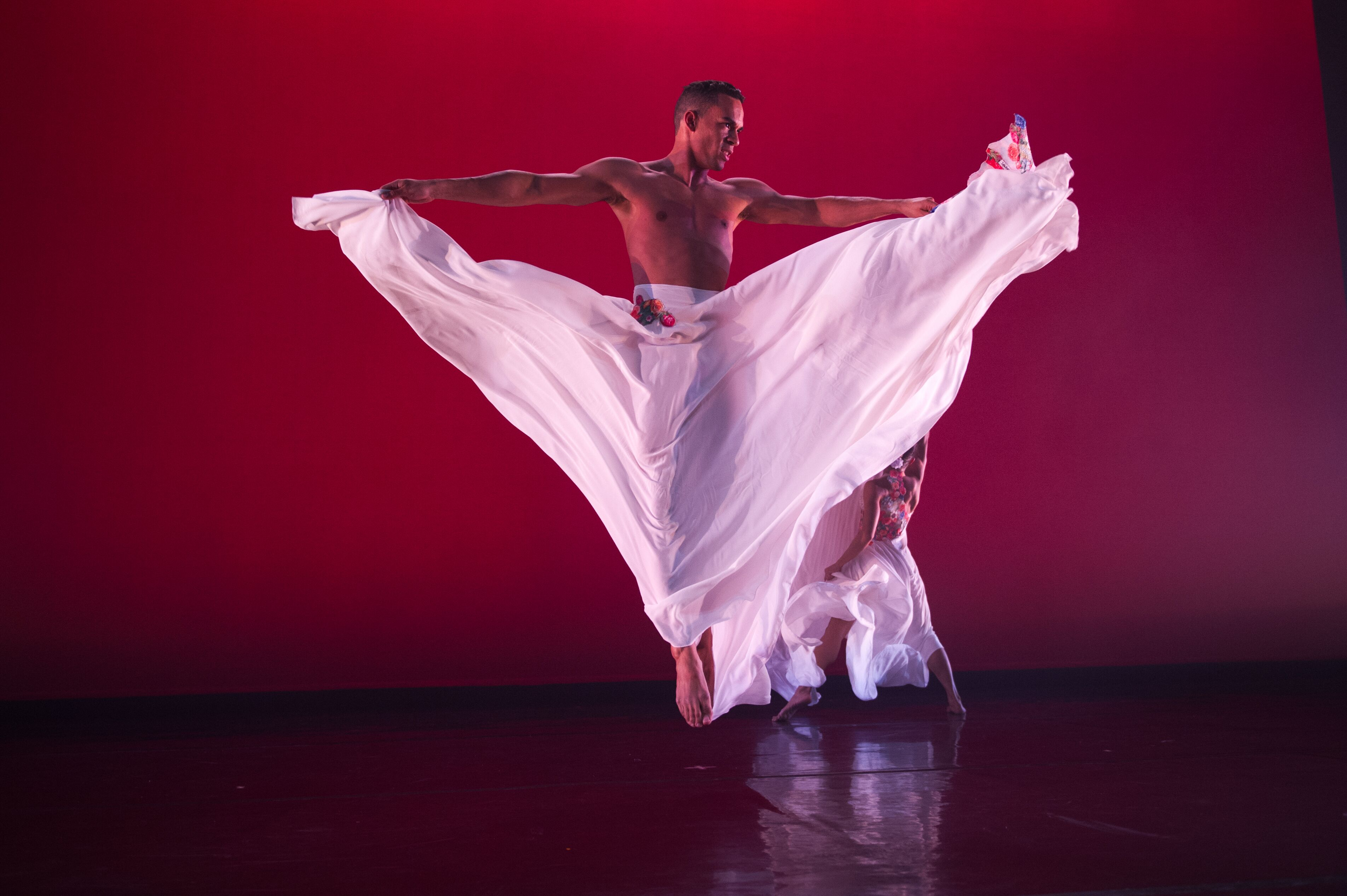 Ballet Hispánico at The Apollo, New York, United States
