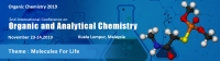 2nd International Conference on Organic and Analytical Chemistry