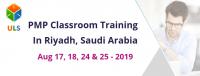 PMP Certification Training Course in Riyadh, Saudi Arabia