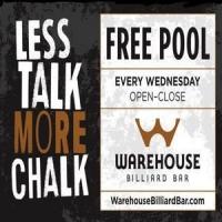 Free Pool Wednesday!