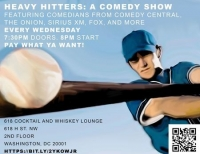 Heavy Hitters: A Comedy Show