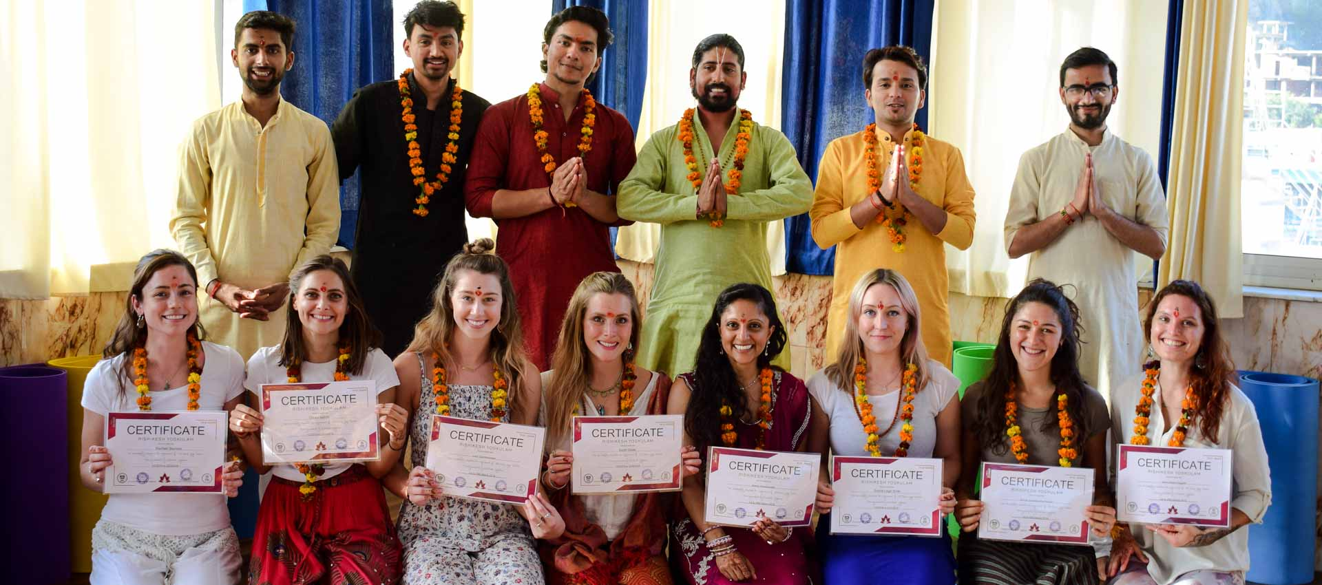 300 Hour Yoga Teacher Training Course in Rishikesh- September 2019, Rishikesh, Uttarakhand, India