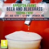 Beer And Bluegrass Tasting Event at Appleton Farms