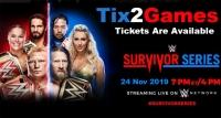 Cheapest WWE Survivor Series Tickets