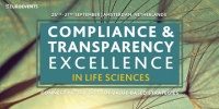 Compliance & Transparency Excellence in Life Sciences