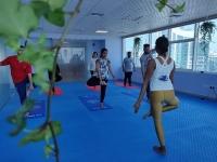 Free Yoga Classes in Dubai