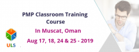 PMP Certification Training Course in Muscat, Oman