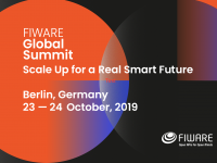 FIWARE Global Summit | October 23 – 24 | Berlin
