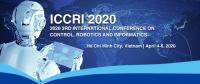 2020 3rd International Conference on Control, Robotics and Informatics (ICCRI 2020)