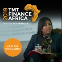 TMT Finance Africa 2019 Conference, London