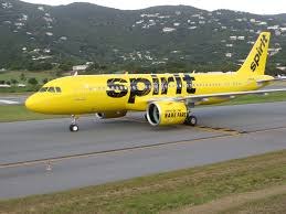 Spirit Airlines Manage My Booking, Los Angeles, California, United States